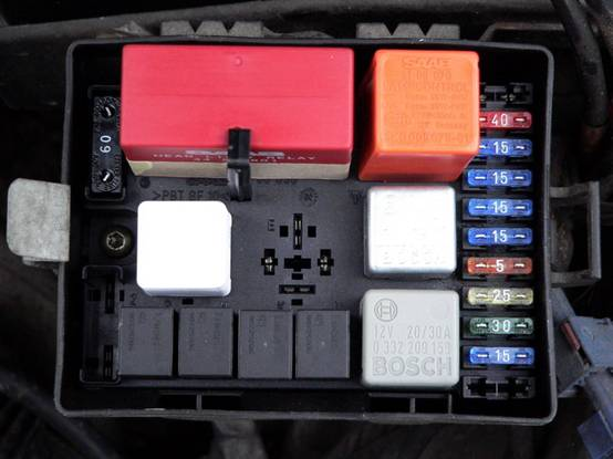 How To Repair The Headlight Beam Control Relay