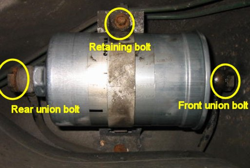 Saab 9 3 Fuel Filter Location on 2001 Saab 9 3 Fuel Filter Location